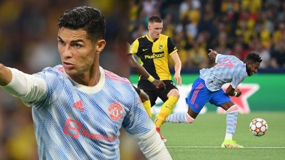 Man Utd vs Young Boys